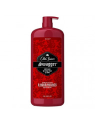 Old Spice Red Zone Swagger Scent Body Wash for Men, 40 Fluid Ounce