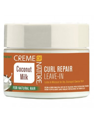 Creme Of Nature Creme Of Nature Coconut Milk Curl Repair Leave In, 11.5 Oz, 11.5 Ounce