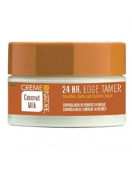 Creme Of Nature Coconut Milk 24Hr Edge Tamer 2.25 Ounce (66ml) (3 Pack)