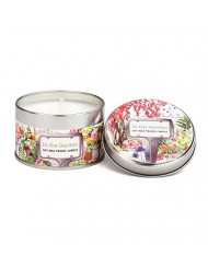 Michel Design Works Soy Wax Candle in Travel Tin Size, in The Garden