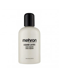 Mehron Makeup Liquid Latex (4.5 oz) (Clear)