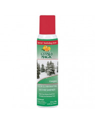 Citrus magic Limited Edition Holiday Fragrance Spray Air Freshener, Evergreen, 3.6-Ounce