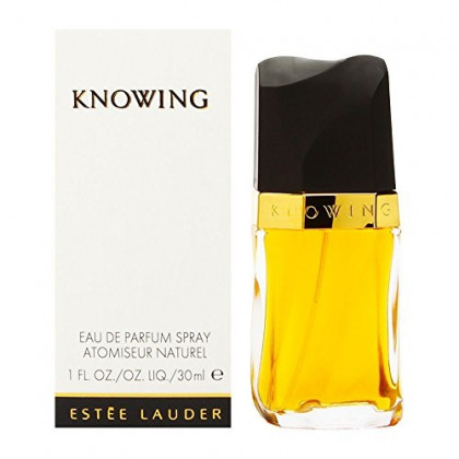 Knowing by Estee Lauder for Women - 1 Ounce EDP Spray