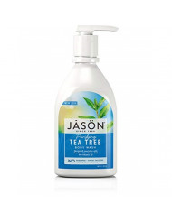 Jason Natural Body Wash and Shower Gel, Purifying Tea Tree, 30 oz