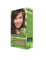 Naturtint Permanent Hair Color, 4N Natural Chestnut, Plant Enriched, Ammonia Free, Long Lasting Gray Coverage and Radiante Color, Nourishment and Protection