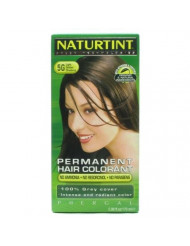 Naturtint Permanent Hair Color, 5G Light Golden Chestnut, Plant Enriched, Ammonia Free, Long Lasting Gray Coverage and Radiante Color, Nourishment and Protection