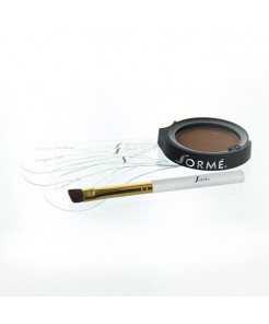 Sorme Cosmetics Always Perfect Brows, Medium Brown