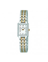 Seiko Women's SXGL61 Dress Two-Tone Watch