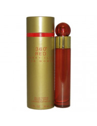 360 Red by Perry Ellis for Women - 1.7 Fluid Ounce EDP Spray
