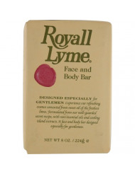 Royall Lyme Soap for Men by Royall Fragrances, 8 Ounce