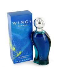 Wings by Giorgio Beverly Hills for Men 3.4 oz Eau de Toilette Spray