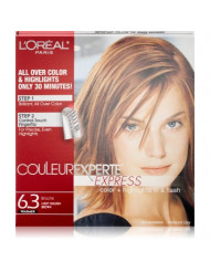 Couleur Experte Light Golden Brown, Brioche