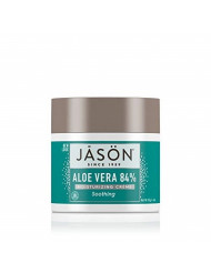 Jason Soothing Aloe Vera 84% Moisturizing Creme 4 oz