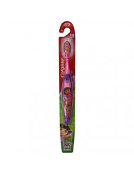 Colgate Toothbrush, Dora The Explorer, Extra Soft, Ages 2+,  Manual Toothbrushes, (Pack of 6)