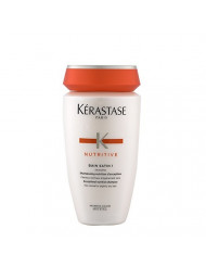 Kerastase Nutritive Bain Satin 1 Shampoo (Normal to Slightly Sensitised Hair) - Kerastase - Nutritive - 250ml/8.5oz