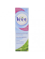 Veet Hair Removal Gel Cream, Sensitive Formula 5.1 fl oz (150 ml)