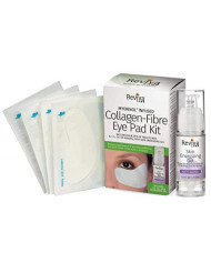 Reviva Labs Collagen Fiber Eye Pads with Myoxinol Kit