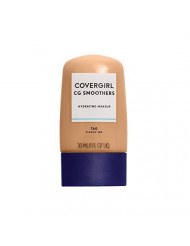 COVERGIRL Smoothers Hydrating Makeup Foundation,Classic Tan (packaging may vary)