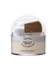 Physicians Formula Mineral Wear Talc-Free Loose Powder, Creamy Natural, 0.49 Ounce