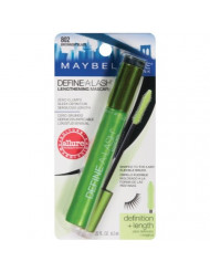 Maybelline New York Define-A-Lash Lengthening Washable Mascara, Brownish Black, 0.22 Fluid Ounce