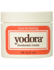 Yodora Deodorant Cream 2 oz (3 pack)