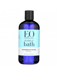 EO Products Bubble Bath Be Well, 12 Ounces
