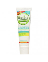 The Natural Dentist Healthy Teeth & Gums Fluoride-Free Toothpaste-Peppermint Sage-5 oz, 2 pk