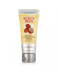 Burt's Bees Shea Butter Hand Repair Creme, 3.2-Ounce Tubes (Pack of 2)