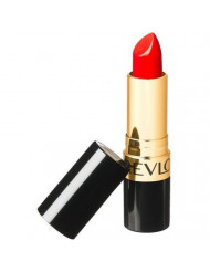 Revlon Super Lustrous Lipstick with Vitamin E and Avocado Oil, Cream Lipstick in Red, 725 Love that Red, 0.15 oz (Pack of 2)