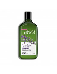 Avalon Organics Lavender Nourishing Conditioner, 11 -Ounce Bottle (Pack of 2)