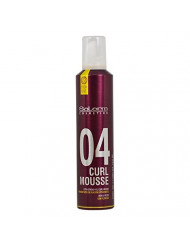 Salerm Pro-Line Curl Mousse Extra Strong Hold 10.5oz