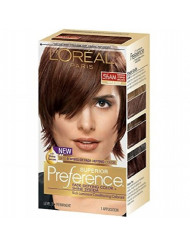 Superior Preference Rich Luminous Conditioning Colorant, Warmer, Medium Copper Brown 5 1/2 AM (Pack of 3)