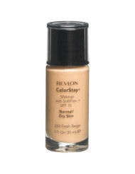 Revlon ColorStay Makeup with SoftFlex, Normal/Dry Skin, Fresh Beige 250, 1 Ounce (Pack of 2)
