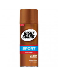 Right Guard Sport Deodorant Aerosol Spray, Original, 8.5 Ounce