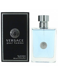 Versace Pour Homme Eau De Toilette Natural Spray, 3.4 Fl Oz