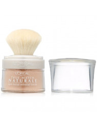 L'Oreal Paris True Match Naturale Soft-Focus Mineral Finish, Translucent, 0.15 Ounces