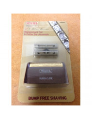 Wahl Bump Control Super Close Foil and Cutter Set