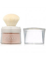 L'Oreal Paris True Match Naturale Soft-Focus Mineral Finish, Translucent Rose, 0.15 Ounces