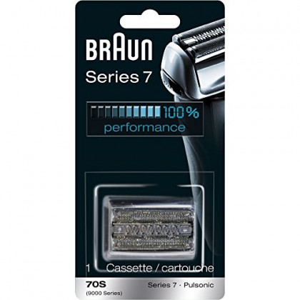 Braun Series 7 Combi 70S Cassette Replacement Pack (Formerly 9000 Pulsonic)