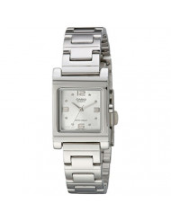 Casio Women's LTP1237D-7A Analog Quartz Silver Watch