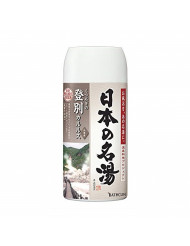 BATHCLIN Nihon No Meito Bath Salt No Boribetsu Bottle