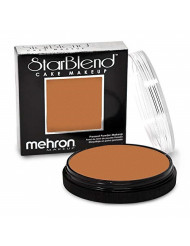Mehron Makeup StarBlend Cake (2 ounce) (Medium Tan)