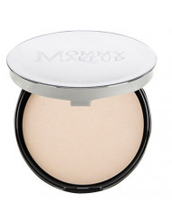 Mommy Makeup Mineral Dual Powder SPF15 [4-in-1 Pressed Mineral Foundation] 0.45 ounce - Oil-free, Talc-free, Fragrance-free, Paraben-free - Cuddle