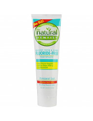 The Natural Dentist Healthy Teeth & Gums Fluoride-Free Antigingivitis Toothpaste Peppermint Sage 5 oz (Pack of 8)