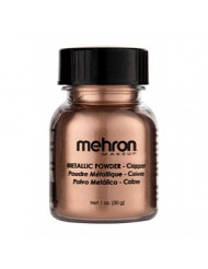 Mehron Makeup Metallic Powder (1 oz) (Copper)