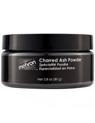 Mehron Makeup Charred Ash Powder (2.8 ounce)