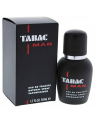 Tabac Man Black By Maurer Wirtz Eau-de-toilette Spray, 1.7-Ounce