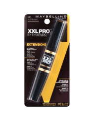 Maybelline New York XXL Extensions Washable Mascara, Very Black 541, 0.28 Fluid Ounce