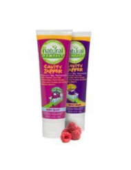 Natural Dentist Tpaste,Kids Cab Zap,Grape, 5oz, 5pk