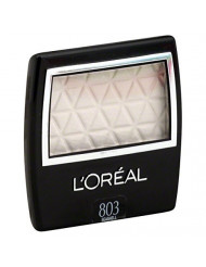 L'Oreal Paris Wear Infinite Eye Shadow, 803 Seashell, 0.1 oz